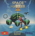 Space Harrier II ZX Spectrum Front Cover