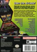 Midway Arcade Treasures 2 GameCube Back Cover