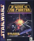Star Wars: X-Wing Vs. TIE Fighter + Balance of Power Windows Front Cover