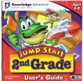 JumpStart 2nd Grade Macintosh Front Cover