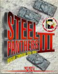 Steel Panthers III: Brigade Command (1939-1999) DOS Front Cover