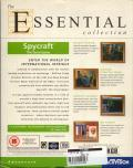 Spycraft: The Great Game DOS Back Cover