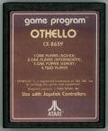 Othello Atari 2600 Front Cover Othello - Cartridge Front