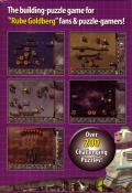 Crazy Machines: The Wacky Contraptions Game Macintosh Inside Cover Left Flap