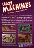 Crazy Machines: The Wacky Contraptions Game Macintosh Back Cover