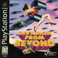 Invasion from Beyond PlayStation Front Cover
