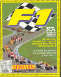 Formula One Amiga Front Cover