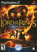 The Lord of the Rings: The Third Age PlayStation 2 Front Cover