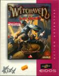 Witchaven II: Blood Vengeance DOS Front Cover
