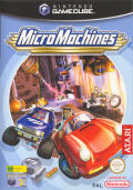 Micro Machines GameCube Front Cover