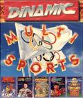 Multi Sports ZX Spectrum Front Cover