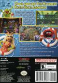 Jim Henson's Muppets Party Cruise GameCube Back Cover