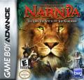 The Chronicles of Narnia: The Lion, the Witch and the Wardrobe Game Boy Advance Front Cover