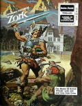 Zork: The Great Underground Empire TRS-80 Front Cover