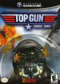 Top Gun: Combat Zones GameCube Front Cover