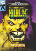 The Incredible Hulk Genesis Front Cover