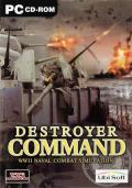 Destroyer Command Windows Front Cover