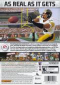 Madden NFL 06 Xbox 360 Back Cover