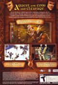 The Bard's Tale Windows Back Cover