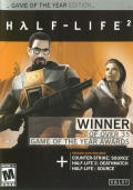 Half-Life 2: Game of the Year Edition Windows Front Cover