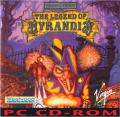 The Legend of Kyrandia: Book 3 - Malcolm's Revenge DOS Other Jewel Case - Front