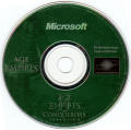 Age of Empires (Collector's Edition) Windows Media Disc 3 - The Conquerors Expansion
