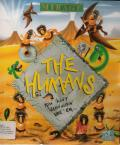 The Humans DOS Front Cover