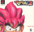 Tomba! 2: The Evil Swine Return PlayStation Front Cover