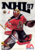 NHL 97 Genesis Front Cover