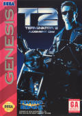 Terminator 2: Judgment Day Genesis Front Cover