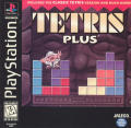 Tetris Plus PlayStation Front Cover