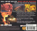 Wild Metal Country Dreamcast Back Cover