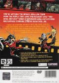 Viewtiful Joe PlayStation 2 Back Cover