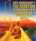 Ray Bradbury's The Martian Chronicles Adventure Game Windows 3.x Front Cover