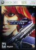 Perfect Dark Zero (Limited Collector's Edition) Xbox 360 Front Cover Outer Sleeve