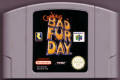 Conker's Bad Fur Day Nintendo 64 Media
