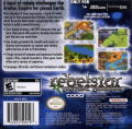Rebelstar: Tactical Command Game Boy Advance Back Cover