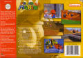 Super Mario 64 Nintendo 64 Back Cover