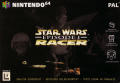 Star Wars: Episode I - Racer Nintendo 64 Front Cover