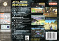 Star Wars: Episode I - Racer Nintendo 64 Back Cover