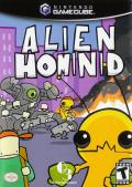Alien Hominid GameCube Front Cover
