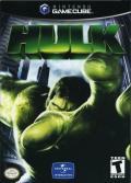 Hulk GameCube Front Cover