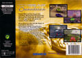 Top Gear Overdrive Nintendo 64 Back Cover