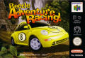 Beetle Adventure Racing! Nintendo 64 Front Cover