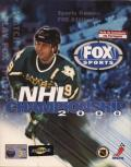 NHL Championship 2000 Windows Front Cover