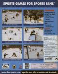 NHL Championship 2000 Windows Back Cover