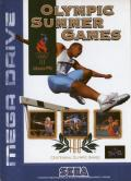 Olympic Summer Games Genesis Front Cover
