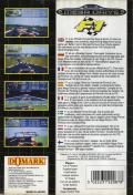 Formula One Genesis Back Cover