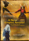 Ultima Online: Samurai Empire Windows Inside Cover Left Flap
