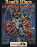 Bandit Kings of Ancient China Amiga Front Cover